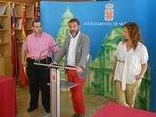 Murcia instala toldos para aliviar el calor