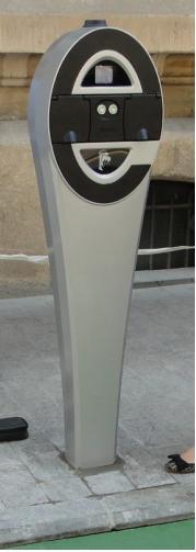 Servicio Municipal de Recarga de Vehículos Eléctricos de Dos Ruedas