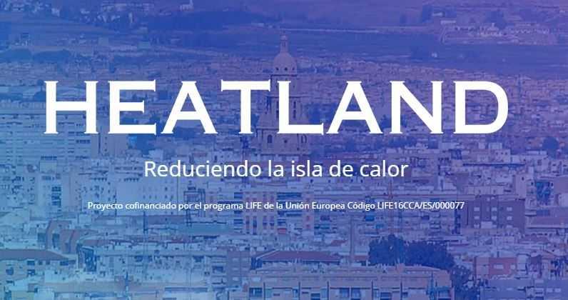 Life Heatland: pavimento reflectante que contribuirá a una mejor calidad de vida y bienestar a través de la reducción de la temperatura ambiental