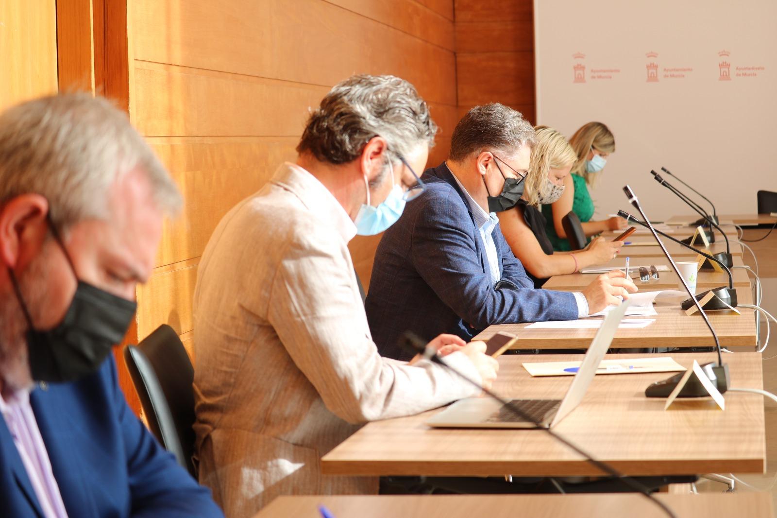 El municipio de Murcia contará con 17 nuevos puntos de recarga para vehículos eléctricos