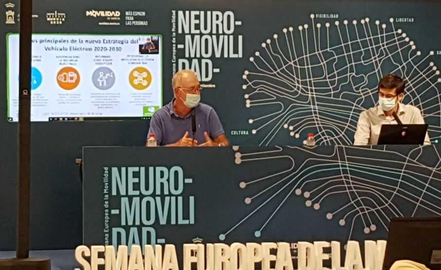 Conferencias sobre movilidad [1] SEM 2020