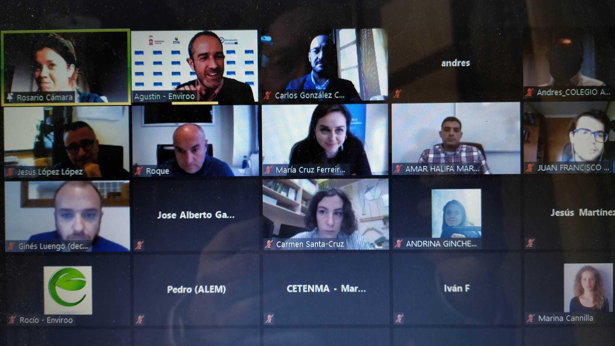 Reseña de nuestro Climathon 2020 Murcia
