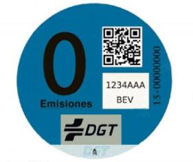 Cómo identificar el nuevo etiquetado para vehículos eléctricos