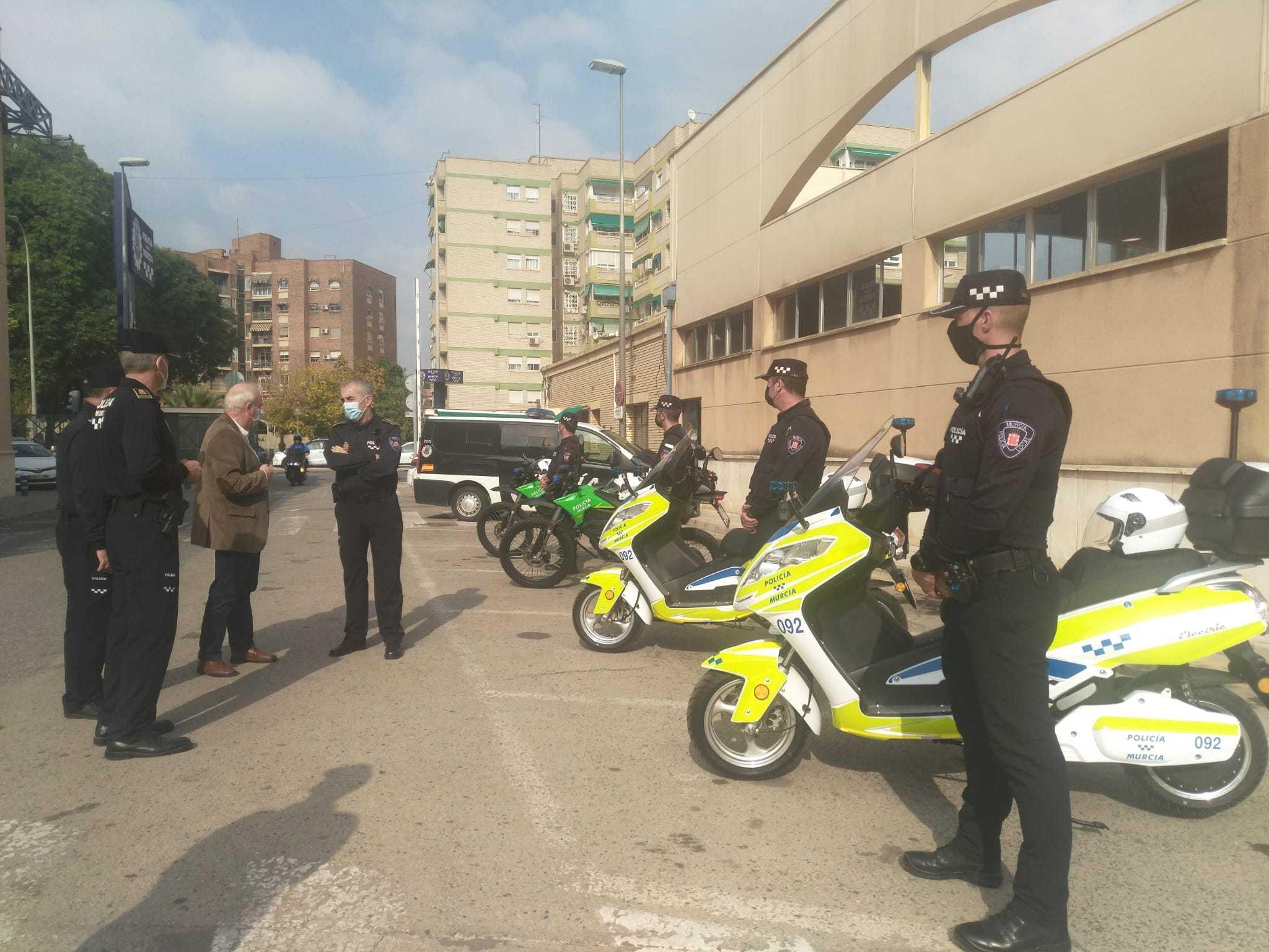 Policia Local apuesta por la Movilidad Sostenible