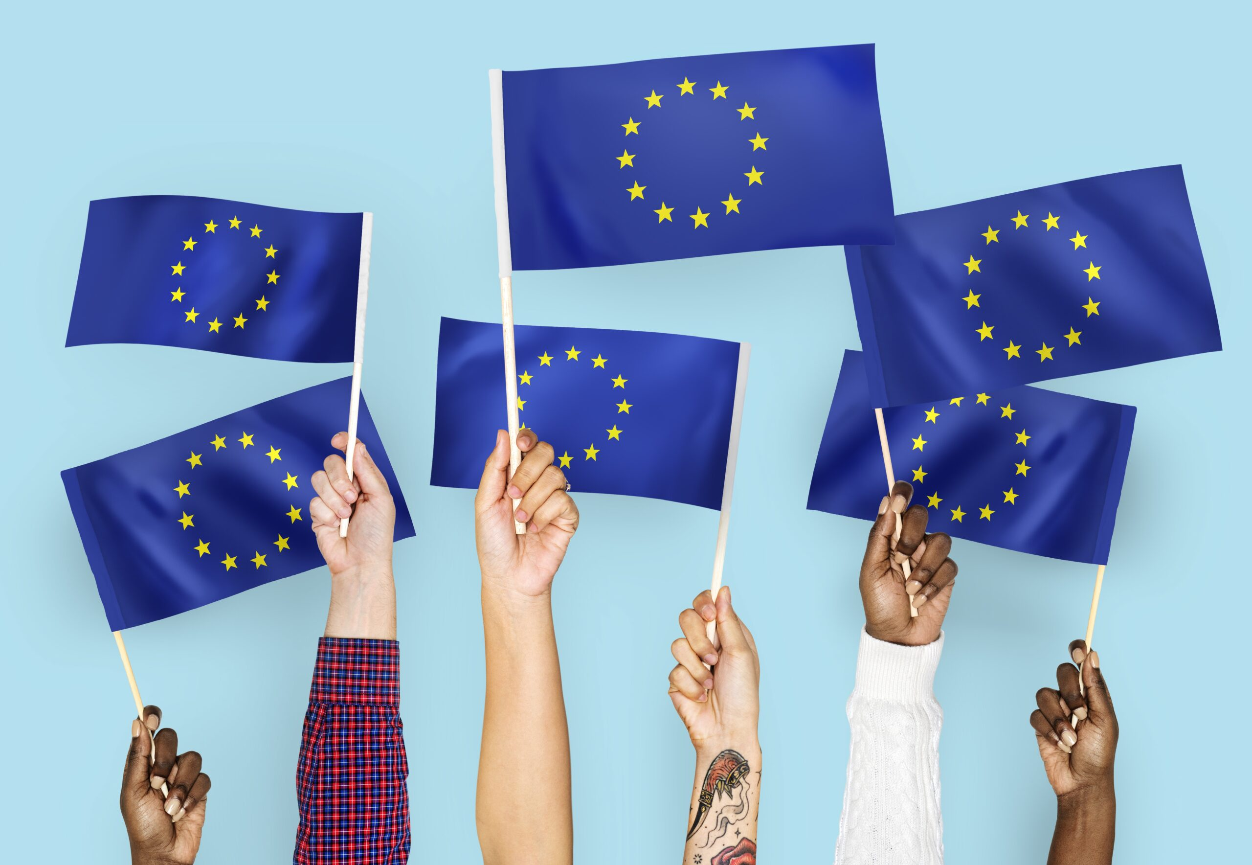 La Unión Europea invertirá casi 10.000 millones de euros en transición ecológica y digital