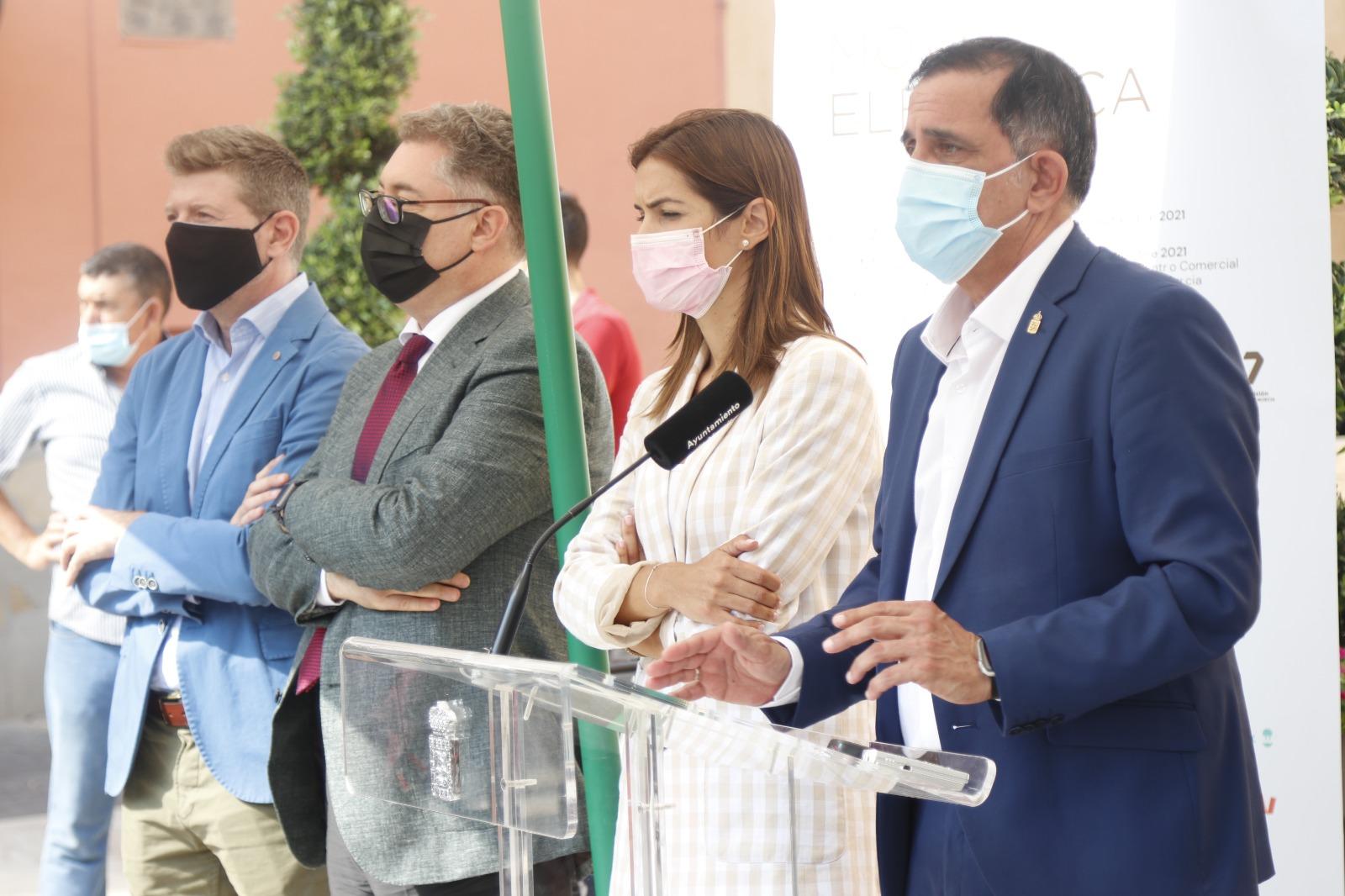 Murcia acogerá en septiembre 2021 la mayor feria de movilidad eléctrica de España