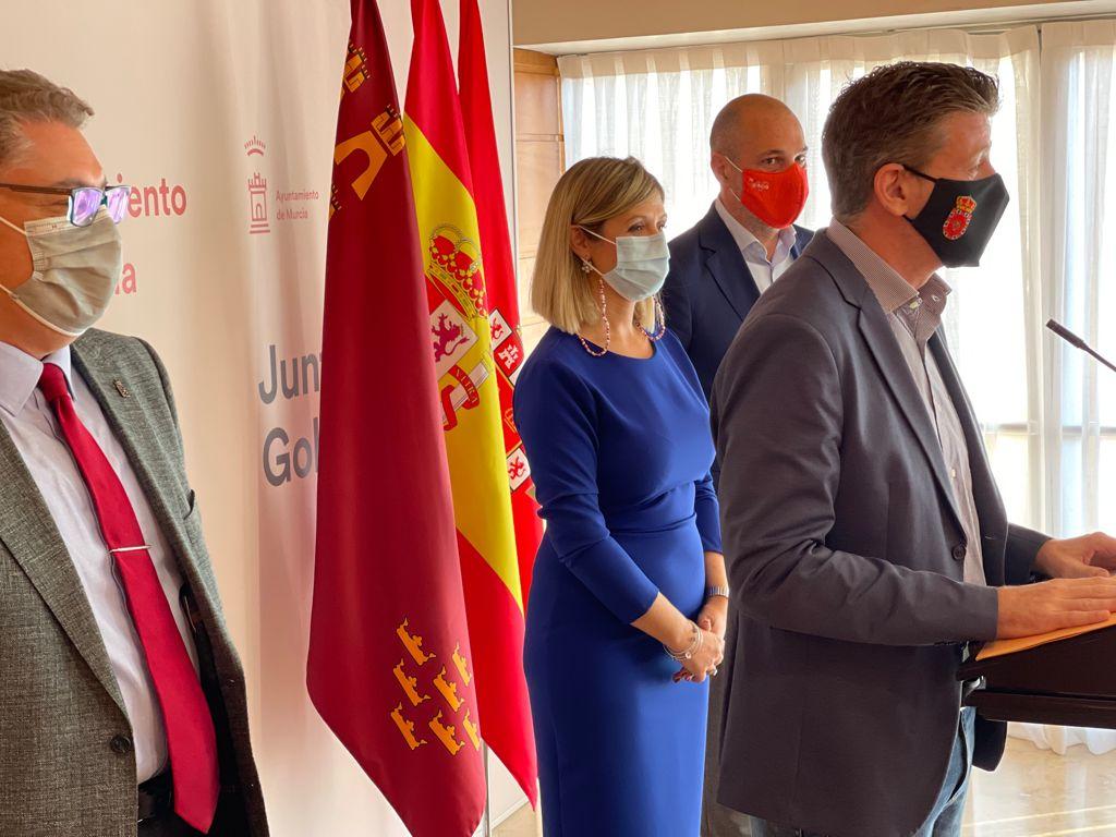 Murcia participa en el Proyecto Lead de la Red CiViTas para que la distribución urbana de mercancías sea sostenible